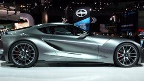 2014 Los Angeles Car Show royalty free stock photos