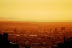 Los Angeles and Catalina Island royalty free stock photo