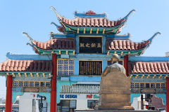 Los Angeles Chinatown Royaltyfri Bild