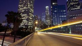 Los Angeles city Royalty Free Stock Image