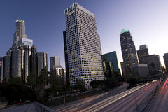 Los Angeles city Stock Image