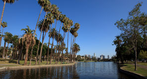 Los Angeles city Royalty Free Stock Images