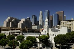 Los Angeles City Stock Images