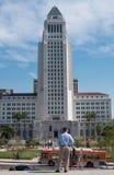 Los Angeles City Hall Royalty Free Stock Photo