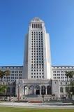 Los Angeles City Hall, USA. USA, Los Angeles City Hall Stock Photography