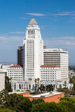 Los Angeles Civic Center Royalty Free Stock Image