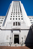 Los Angeles Civic Center Royalty Free Stock Images