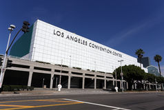 Los Angeles Convention Center stock image