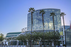 Los Angeles Convention Center South Hall Stock Image