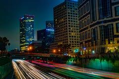 Los Angeles da baixa Imagens de Stock