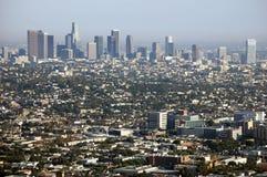 Los Angeles dalla sosta 2 del Griffith Immagine Stock Libera da Diritti