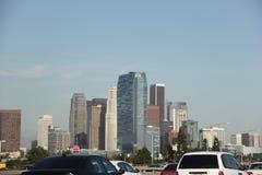 Los Angeles de stad in Royalty-vrije Stock Foto