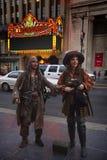 LOS ANGELES DECEMBER25th: Nicht identifizierter Teilnehmer gekleidet als PU Stockbilder