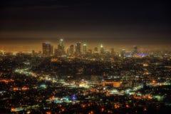 Los Angeles del centro #41 immagine stock libera da diritti