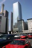 Los Angeles, del centro immagine stock