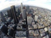Los Angeles del centro Fotografie Stock Libere da Diritti
