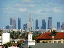 Los Angeles del centro, California Immagini Stock Libere da Diritti