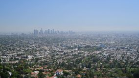 Los Angeles del centro #41 stock footage