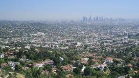 Los Angeles del centro #41 video d archivio