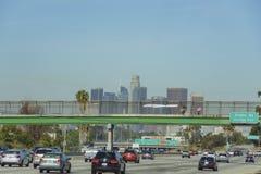 A Los Angeles do centro Foto de Stock
