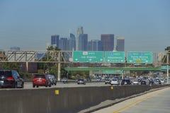 A Los Angeles do centro Imagem de Stock