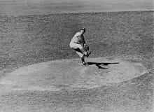 Los Angeles Dodgers de Sandy Koufax foto de archivo libre de regalías