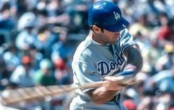 Los Angeles Dodgers first baseman Steve Garvey stock photo