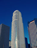 Los Angeles downtown area Stock Photos