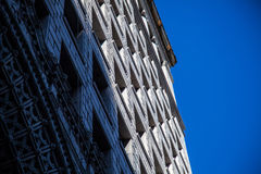 Los angeles Downtown. Los angeles California downtown buildings Royalty Free Stock Photography