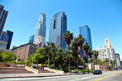 Los Angeles Downtown Royalty Free Stock Image