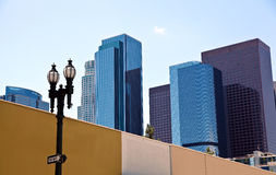 Los Angeles Downtown stock images
