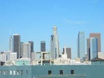Los Angeles du centre Photo stock