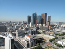 Los Angeles du centre Image stock