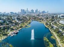 Los Angeles du centre #41 Photo libre de droits