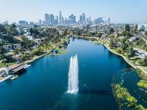 Los Angeles du centre #41 Image libre de droits
