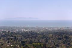 Los Angeles e Santa Catalina Island fotos de stock