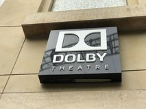 LOS ANGELES - 21 FÉVRIER : Préparations d'oscar au théâtre dolby, 2017 à Hollywood, Los Angeles, la Californie Photos libres de droits