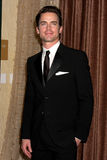 Matt Bomer. LOS ANGELES - FEB 22:  Matt Bomer arrives at the 13th Annual Costume Designers Guild Awards at Beverly Hilton Hotel on February 22, 2011 in Beverly Stock Photography