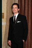 Matt Bomer. LOS ANGELES - FEB 22:  Matt Bomer arrives at the 13th Annual Costume Designers Guild Awards at Beverly Hilton Hotel on February 22, 2011 in Beverly Stock Images