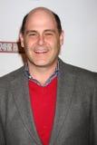 Matthew Weiner Royalty Free Stock Image