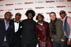 The Roots. LOS ANGELES - FEB 26: The Roots arrives at the Rolling Stone Pre-Oscar Bash 2011 at W Hotel on February 26, 2011 in Hollywood, CA royalty free stock images