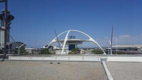 Los Angeles flygplats Arkivbild