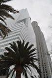 Los Angeles Hög-löneförhöjning Arkivfoto