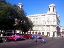 Los Angeles Hawański, Kuba obraz stock