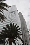 Los Angeles Hi-Rise Stock Photo
