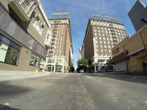Los Angeles historisk kärna Royaltyfria Foton