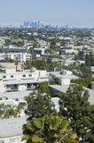 Los Angeles Hollywood Skyline Stock Photos