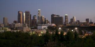 Los Angeles Horyzontalny obrazy royalty free