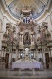 Los Angeles Iglesia De San Agustin o San Fransisco el Nuevo Hawański, Kuba Zdjęcie Royalty Free
