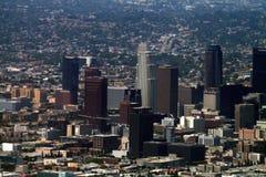 Los Angeles im Stadtzentrum gelegen Lizenzfreie Stockfotografie